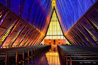 Air Force Academy Chapel