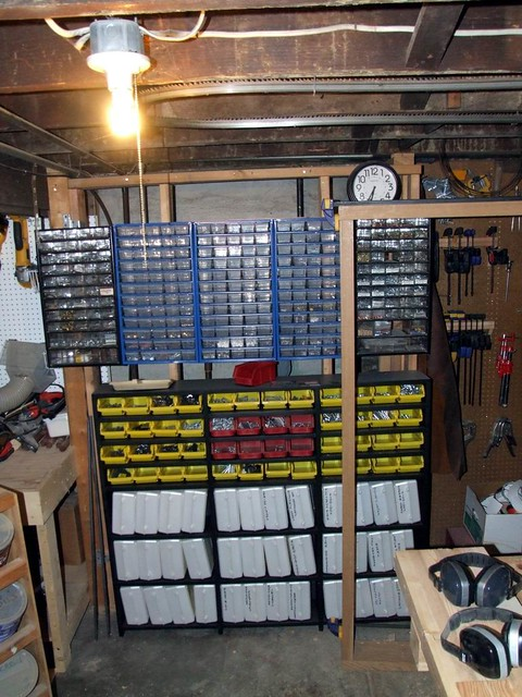 Parts Rack
