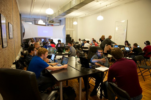 DNSF Startup Weekend NYC  - 197