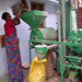Women collectives in Andhra Pradesh invest and earn from procuring and processing organic lentil. / Credit:Manipadma Jena/IPS