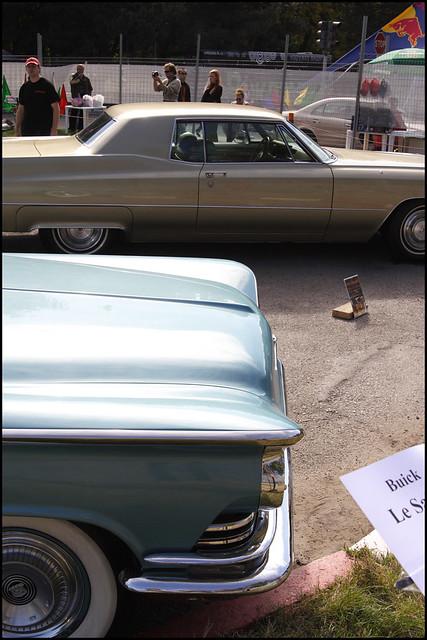 59 Buick LeSabre door