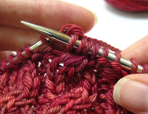 Knitting Cables Without Cable Needle : Cabling without a cable needle glenna knits