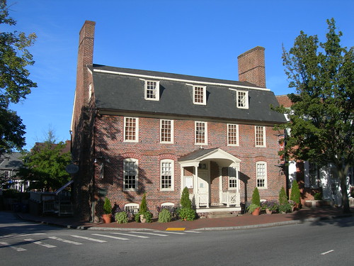 Reynolds Tavern, 7 Church Circle, Annapolis.