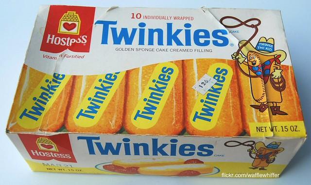 Twinkies Box - 1974 - ...