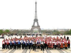 2008. április 8. 16:47 - 100 tagú Cigányzenekar