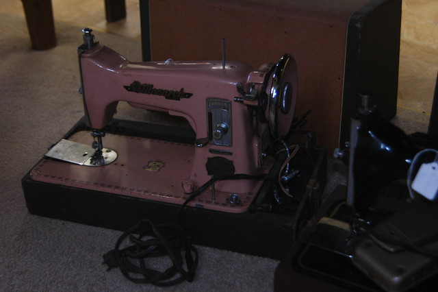 monarch sewing machine value