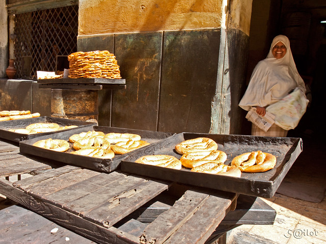 Happy Semeet Baker - Old Town Alexandria Egypt