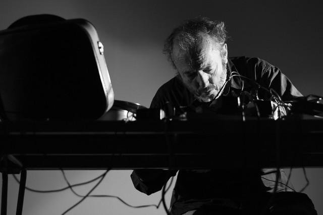 Philip Jeck - Touch evening @ Anti Design Festival, London, 23rd September 2010