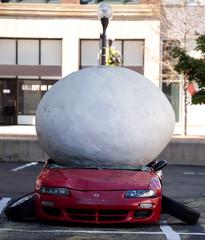 Dodge the hail