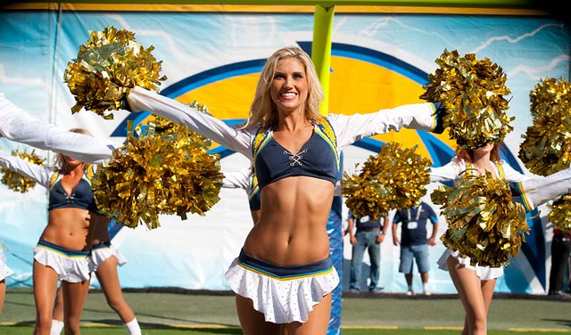 Charger Girls Week 2 Flickr Photo Sharing
