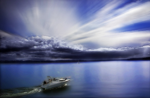 ocean blue sea sky seascape clouds landscape boat sailing bluesky mygearandmepremium mygearandmebronze mygearandmesilver mygearandmegold mygearandmeplatinum mygearandmediamond