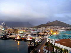 S. Africa. Cape Town, V & A Waterfront