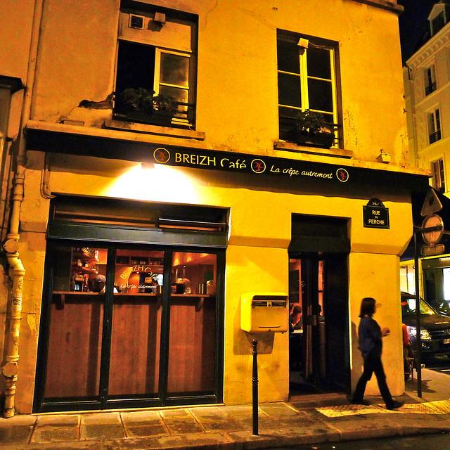 Breizh Cafe Paris Reservations
