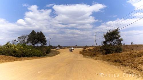 africa road tanzania iringa njombe