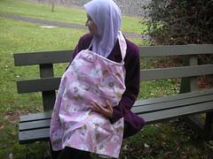 Pink Kapas Nursing Cover (Tanya Whelan)