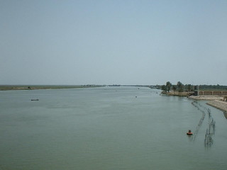 Shat Al-Arab River, Iraq
