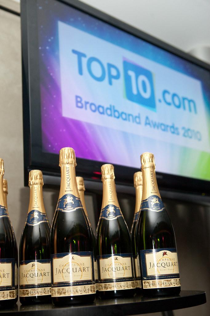 Top10.com Broadband Awards 2010