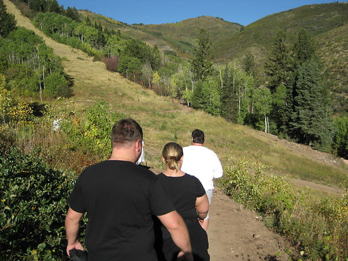 Absolutely Beautiful views at Utah's Live-In Fitness Camp and Weight Loss Camps