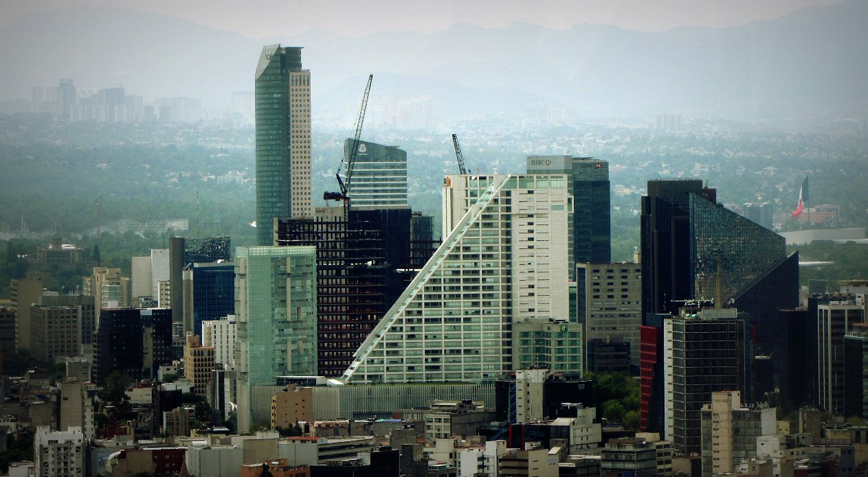 Mexico city, Mexico and City skylines on Pinterest