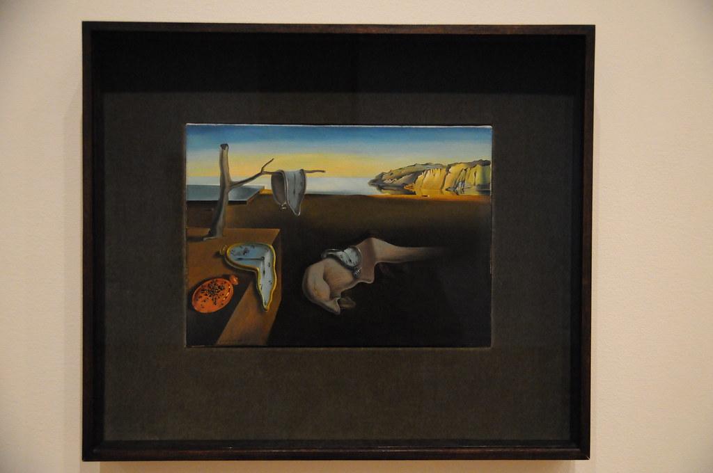 La persistencia de la memoria - Salvador Dalí 1931