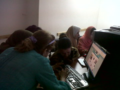 New media traininig (1)- women of minya day by day