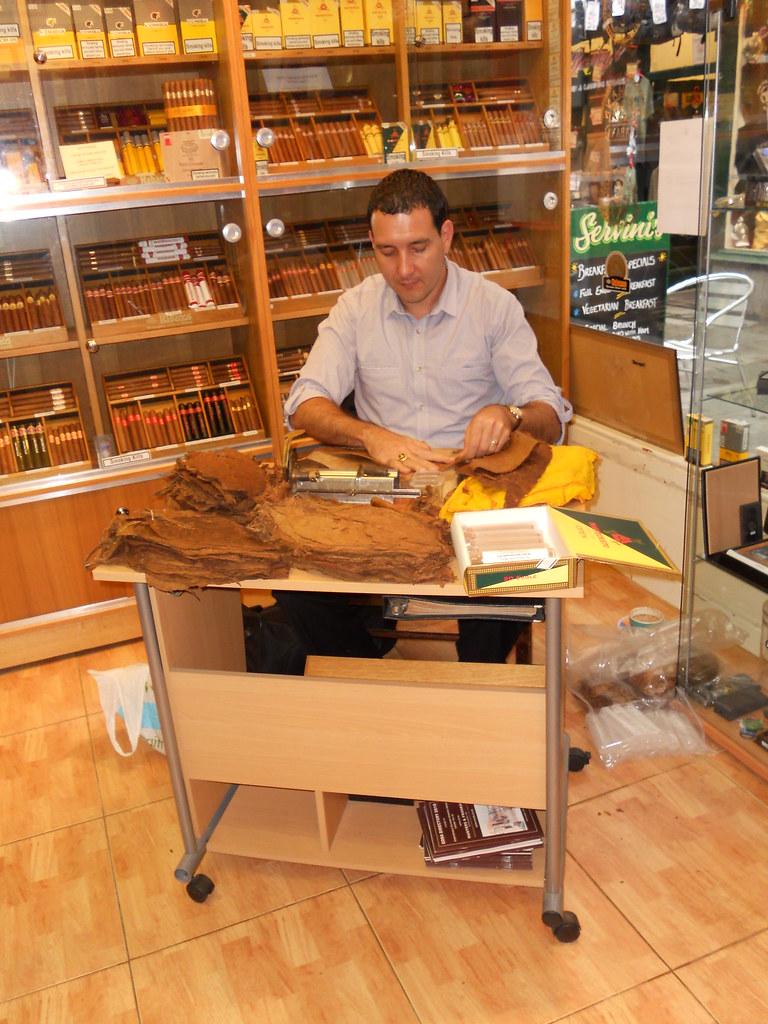Hamlet Jaime Paredes at The Bear Shop, Cardiff