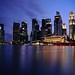 Singapore Skyline Revisited by Juan Paulo