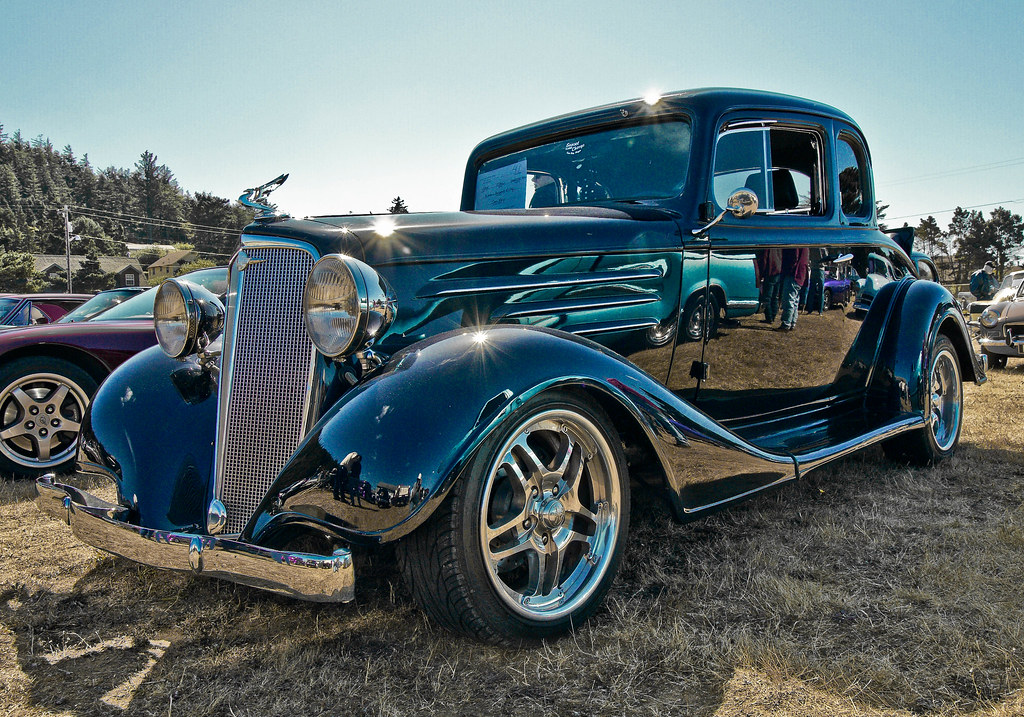 1934 Chevrolet coupe - DSC04933 | A Chevrolet Master 5-windo… | Flickr
