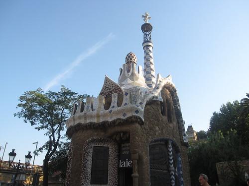 Barcelona: Der Park Guell