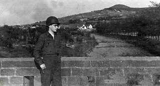 Ahr Valley in Germany - Spring 1945