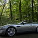 In the Woods: Aston Martin Vanquish.