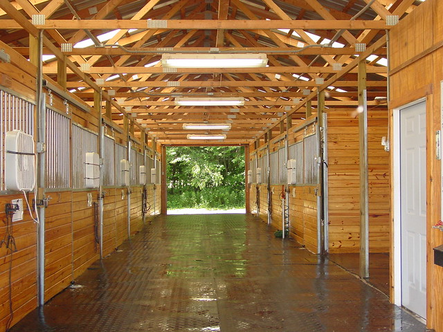 Diy Horse Pole Barn Flickr Photo Sharing
