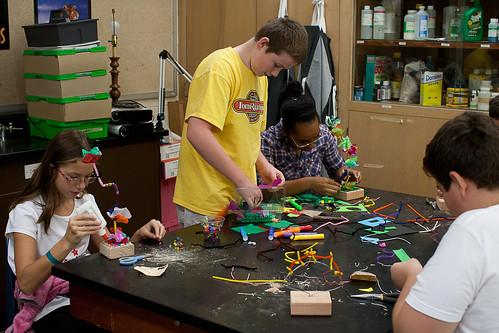 St. Paul Academy Classroom Project