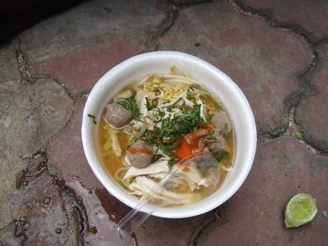 Phnom Penh: noodle soup | Flickr - Photo Sharing!