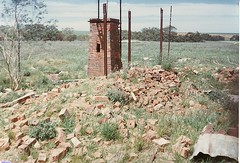 Remains of Mallala Brick Works   East Bros