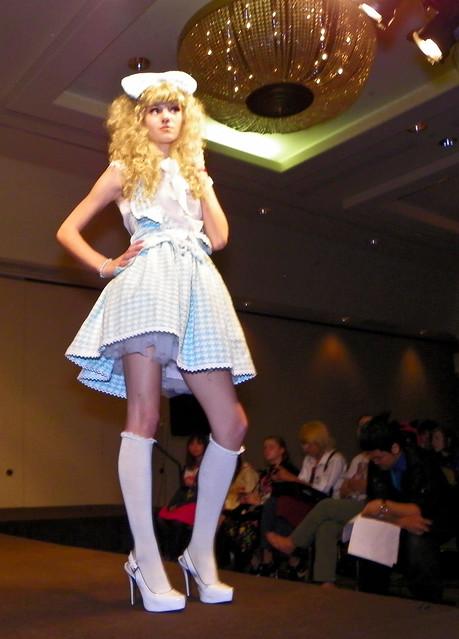 J-Fashion Show @ Saboten Con 2010