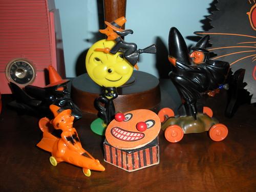 Halloween Plastic & Squeeker