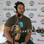 Fri, 08/10/2010 - 4:27pm - Backstage on the Texas radio. Photo by Laura Fedele, WFUV