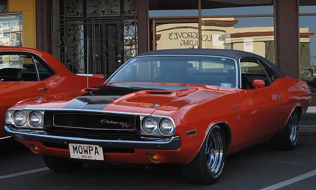 1969 Dodge Challenger ...