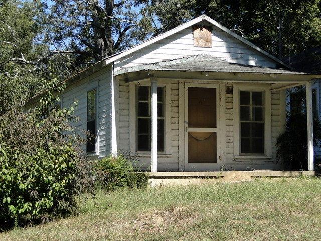 open shotgun style house plans