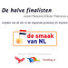 Noord-Oost NL - halve finale Smaak van NL