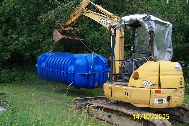 Septic systems and steep slopes 37 septic system for How big septic tank do i need