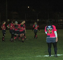 NSR Nancy Seichamps Rugby Féminin contre Nice