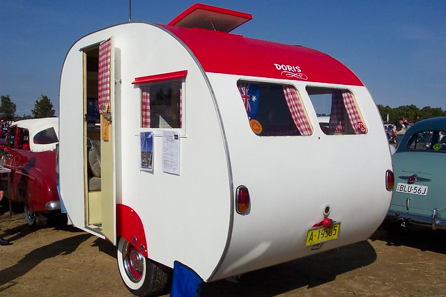 1950 caravan | Flickr - Photo Sharing!