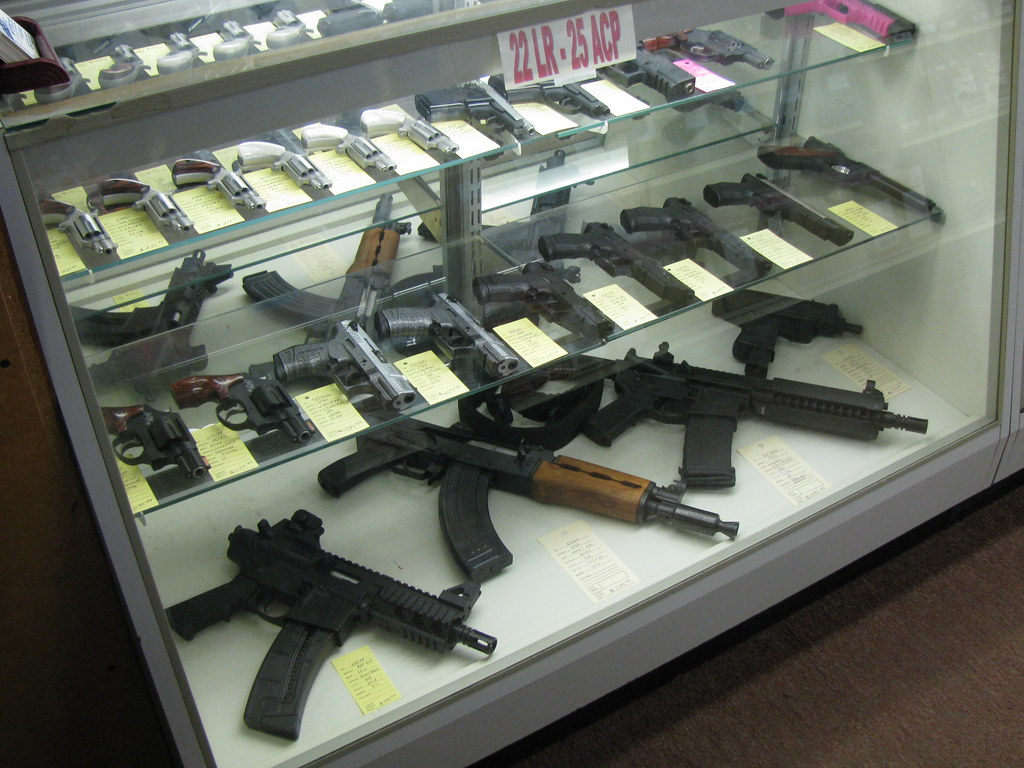 Gun Range & Sales Serious Firepower!!!