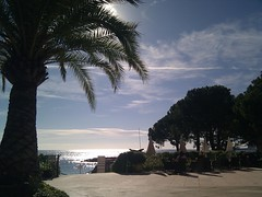 Beautiful morning in Costa Azzurra - Le Meridien Monte Carlo