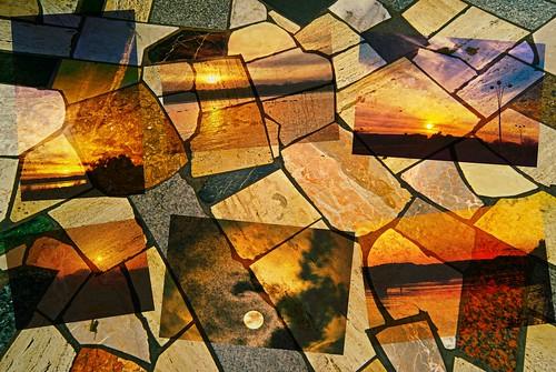 sunset moon minnesota collage sunrise floor stpaul conservatory twincities picnik lightroom mcneely a230