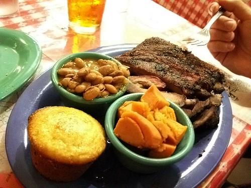 tipos churrasco barbecue EUA