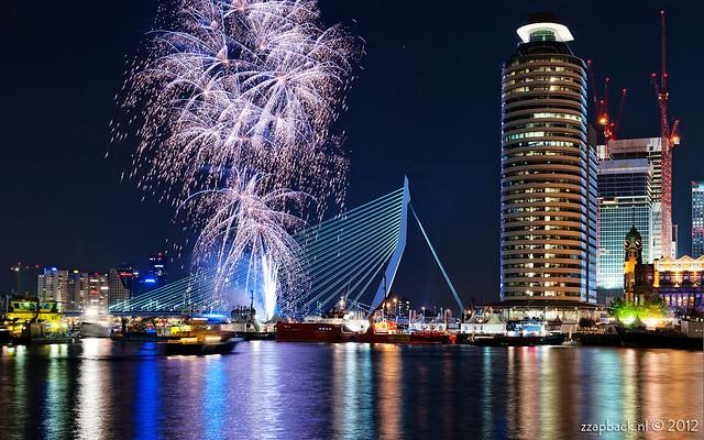Grand Finale / Wereldhavendagen 2012 / Rotterdam