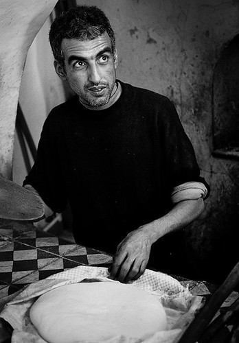 Bakery, Morocco